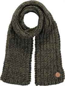Barts Wilhelm jr sjaal junior sjaal groen dessin