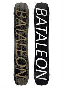 Bataleon Beste Test G.W. freestyle heren snowboard rood