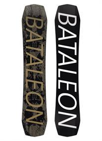 Bataleon G.W. freestyle heren snowboard rood