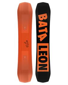 Bataleon Global warmer Wide freestyle heren snowboard oranje