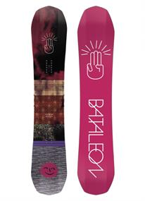 Bataleon Push Up allmountain snowboard dames cognac
