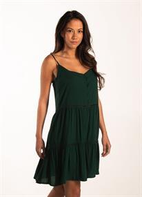 Beach Life Rich Green dames strand jurk groen