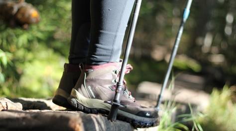 Beginnen met Nordic Walking