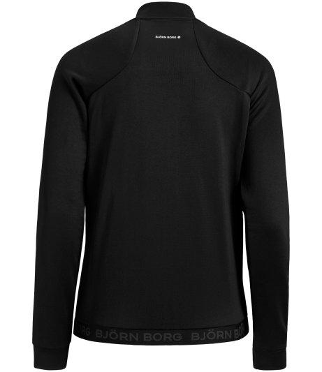 b59b6d133d5 ... Björn Borg Sabi Jacket dames sportsweater zwart
