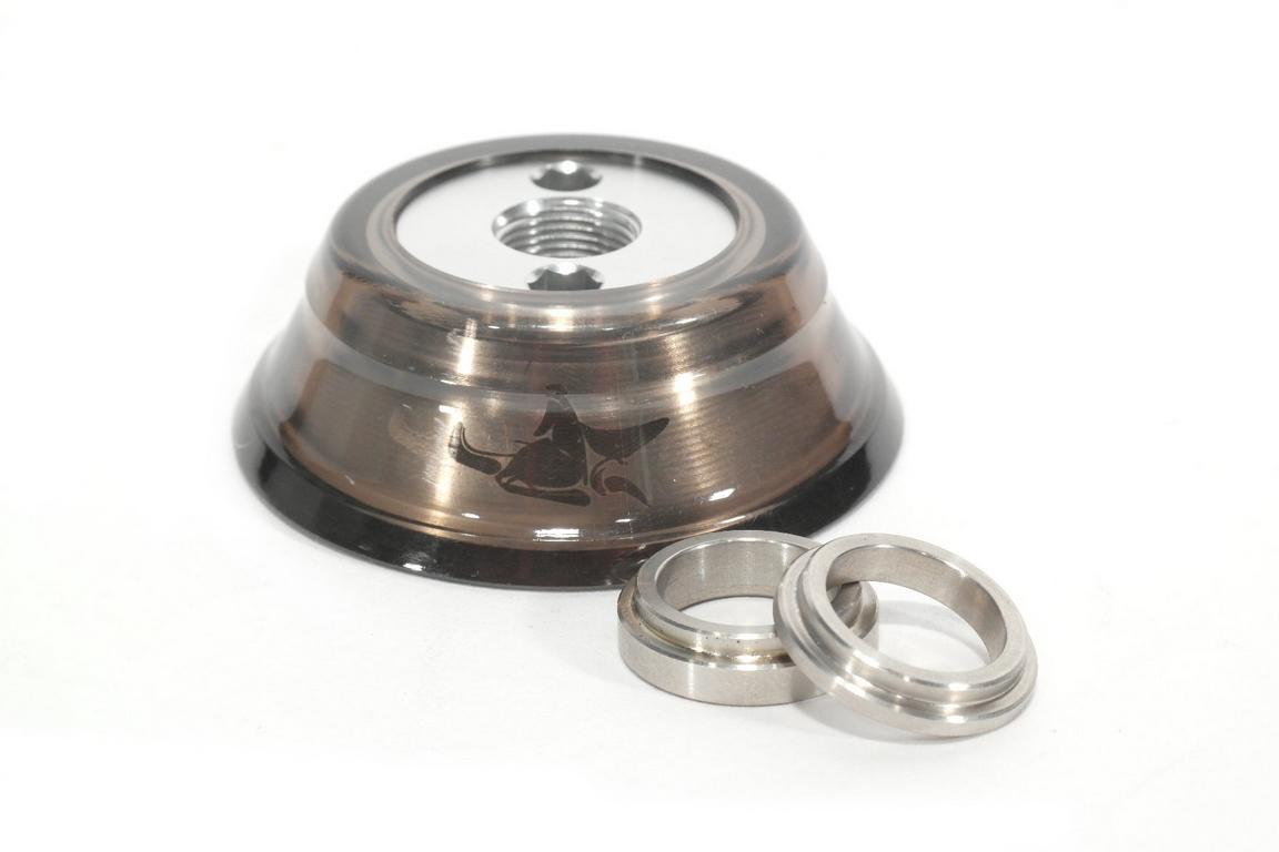 Afbeelding van BMX accessoires midden grijs