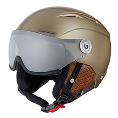 Bolle Backline Visor Photo dames helm beige