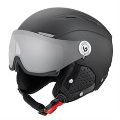 Bolle Backline Visor Photo skihelm sr zwart