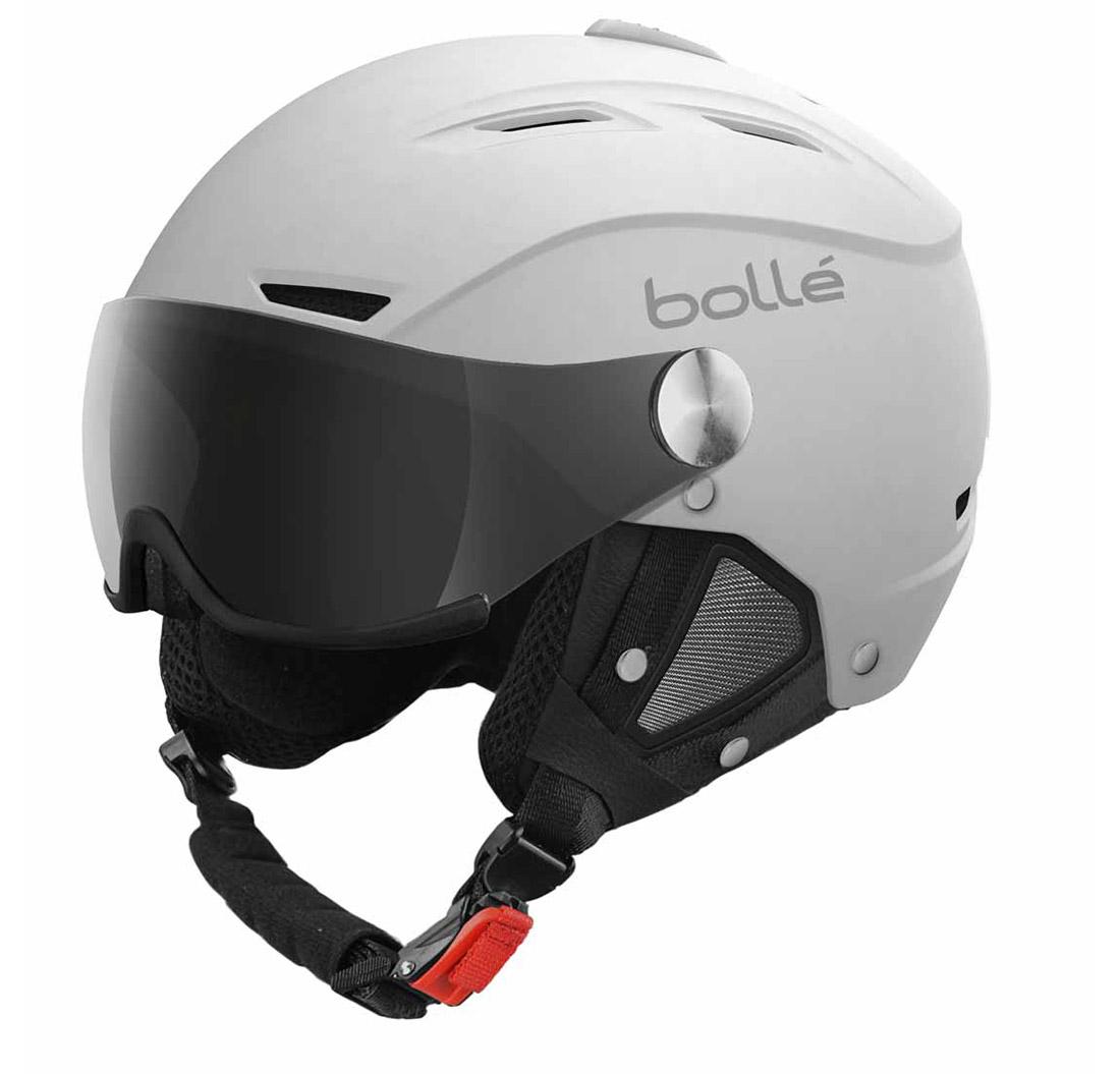 Afbeelding van Bolle Backline Visor Soft Dames helm WIT