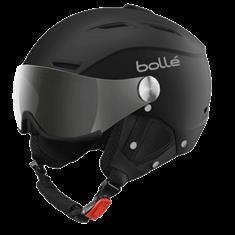Bolle Backline Visor Soft skihelm sr zwart
