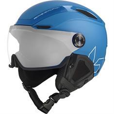 Bolle Beste koop V-Line Photochromic 52/55/59 skihelm sr blauw