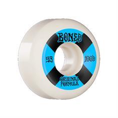 Bones 100 53MM skateboard wielen blauw