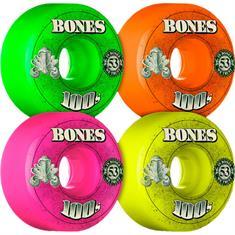 Bones Bones 100s $ 53mm wielen wit