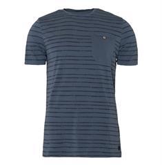 Brunotti 1911.69121.460 heren shirt blauw
