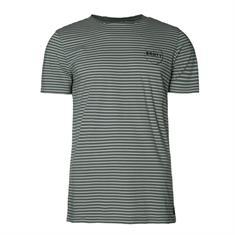 Brunotti 1911.69141.760 heren shirt groen dessin