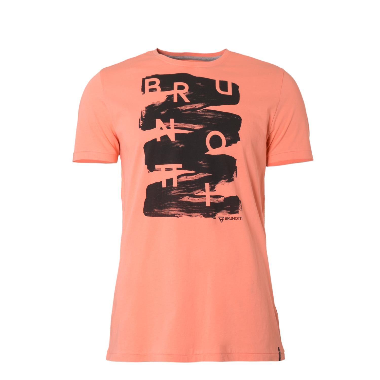 Afbeelding van Brunotti Alberts Heren shirt zalm