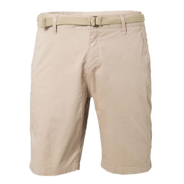 Brunotti Cabber Men Short heren casual short beige