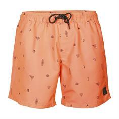 Brunotti CRUNECO-MINI-N heren beach short oranje