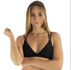 Brunotti Delphinia B-C bikini top zwart