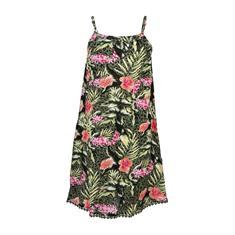 Brunotti Dyani Dress meisjes jurk groen dessin