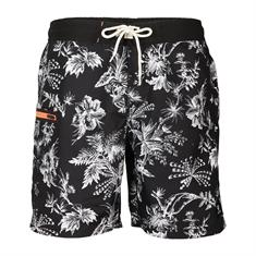 Brunotti Frye-Zip-AO heren beach short zwart