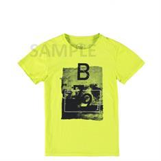 Brunotti Gabriel JR T-Shirt jongens shirt lemon