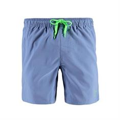 Brunotti Graham Effen Short heren beach short kobalt