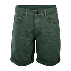 Brunotti heren casual short donkergroen