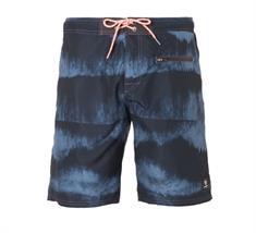 Brunotti Holywaves heren beach short blauw dessin