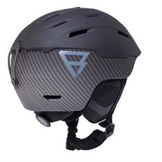 Brunotti Hybrid skihelm sr zwart