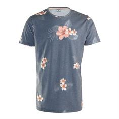 Brunotti Jason Flower Tee heren shirt denim