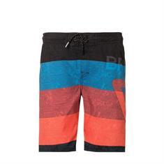 Brunotti Kelvin Boys Short jongens zwemshort koraal