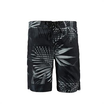 Brunotti Outflow JR.Boys Sh. Jongens beachshort grijs dessin