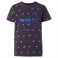 Brunotti Rhys jongens shirt blauw