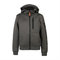 Brunotti Staggy Jacket jongens sportsweater grijs