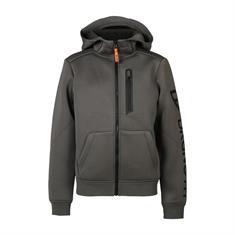 Brunotti Staggy Jacket jongens sportsweater grijs