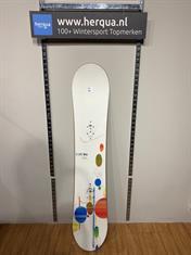 Burton 33-569 Lux dames board gebruikt wit