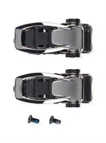 Burton Ankle Buckle Set snowboard accessoires zwart