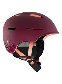Burton Auburn Ruby dames helm bordeau
