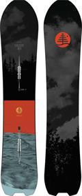 Burton Beste Test Skeleton freeride heren snowboard antraciet