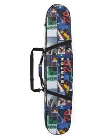 Burton Board Sack snowboardhoes zwart dessin