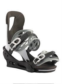 Burton Cartel Reflex snowboard bindingen wit