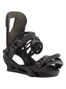 Burton Cartel REFLEX snowboard bindingen zwart
