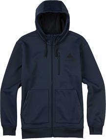 Burton Classic Bonded Hood heren sweater marine