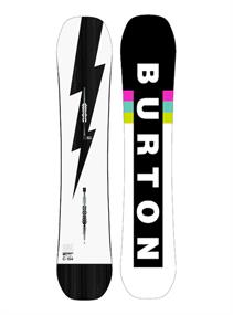 Burton Custom Wide Camber all mountain snowboard wit