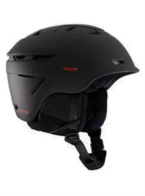 Burton Echo Eyes Black skihelm sr zwart
