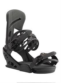 Burton Mission Reflex snowboard bindingen zwart