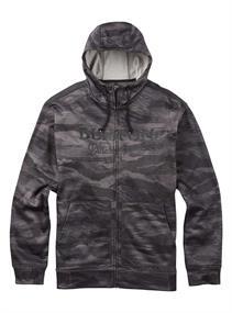 Burton Oak Full Zip Hoodie heren sweater donkergroen