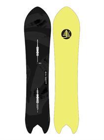 Burton Pow Wrench freeride snowboard zwart