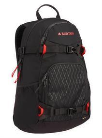 Burton Riders Pack 25 Liter rugzak zwart