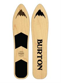 Burton The Throwback freeride snowboard zand